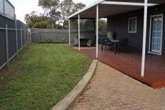 Rear Garden and Deck